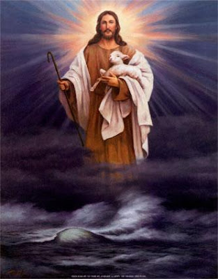 Jésus volant