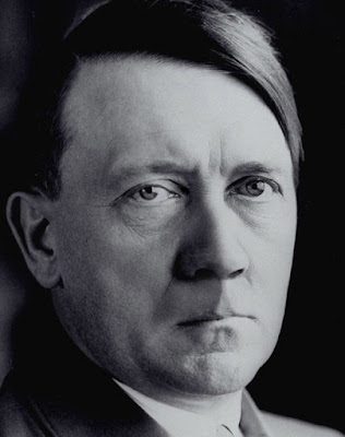 Hitler sans moustache