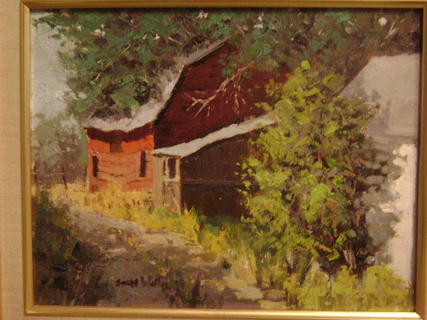 St. Anthony Barn