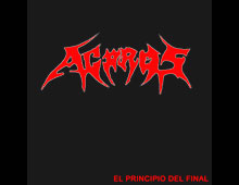 """ACAROS """"El Pincipio del Final"""" (2003)"""