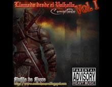 """COMPILADO """"Llamado desde el Valhalla"""" - Vol. 1 (2009)"""