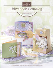 STAMPIN' UP IDEA BOOK AND CATALOG