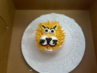 Childs-Lion_Cupcake