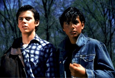 Get The Look The Outsiders
