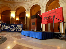 Semester of service Kicked Off at the State Capitol