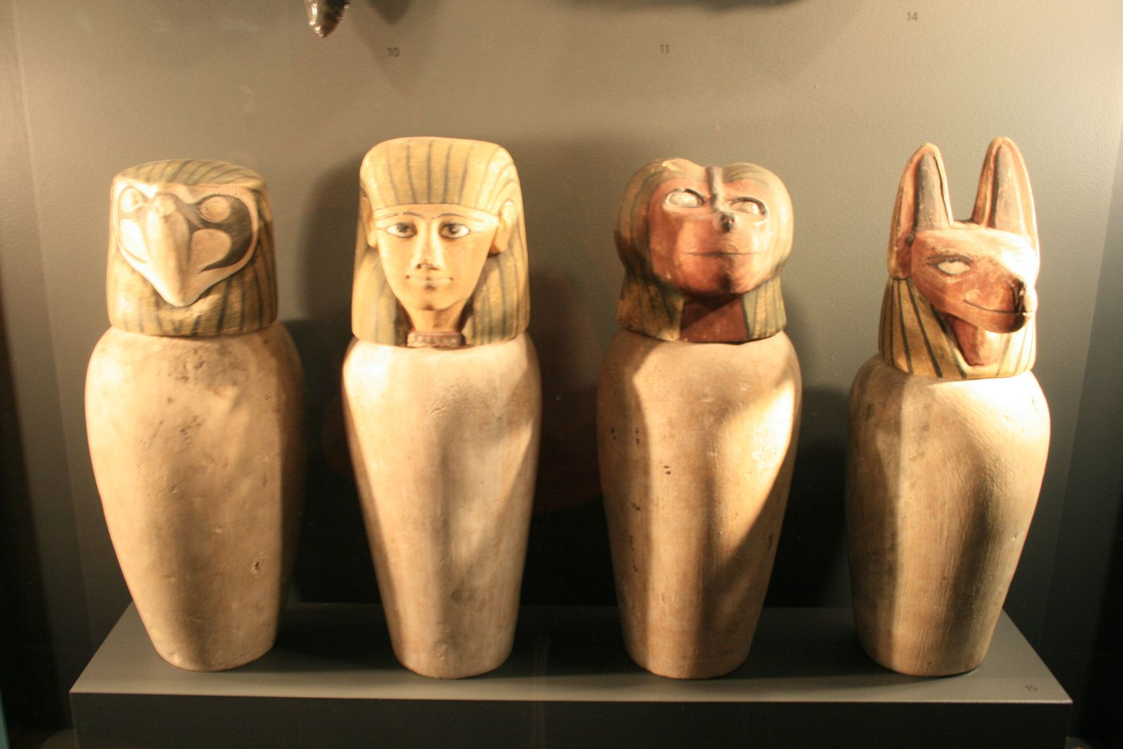 Canopic Jars: Origins & History