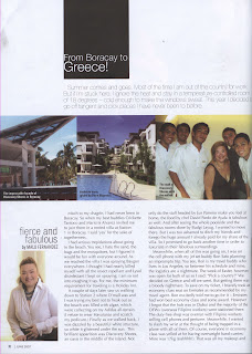 From Boracay to Greece P.1