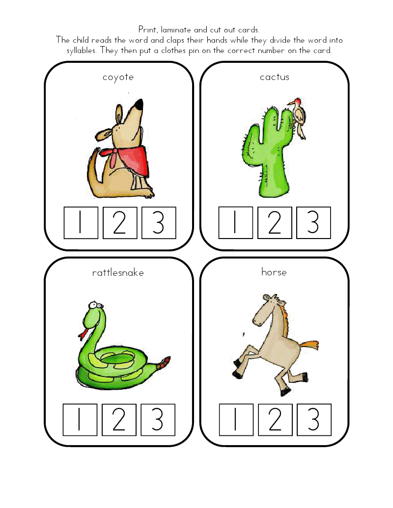 mrs home ec western cowboy preschool printables