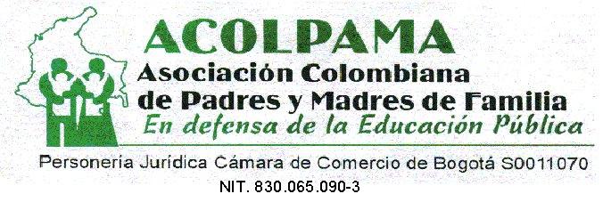 ASOCIACION COLOMBIANA DE PADRES Y MADRES