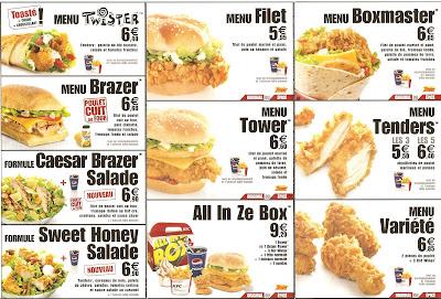 Kentucky Fried Bloggin': KFParis