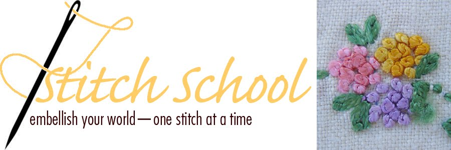 Stitch School