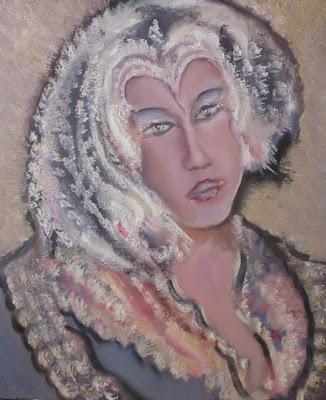 Sweet Fairy - painting by Juan Bielsa