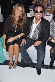 JR and Loren Ridinger at the 2009 Women of Substance and Style awards