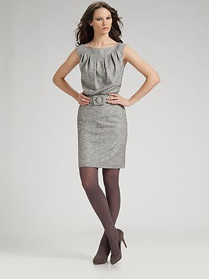 Escada Tweed Sheath