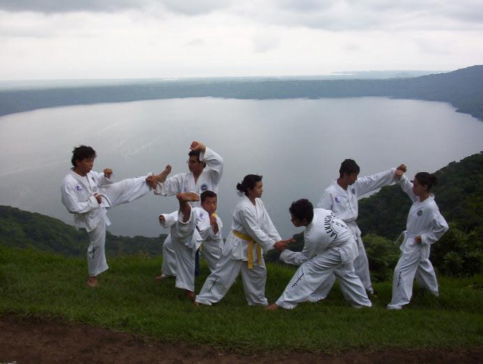 Tour Mirador de Catarina  Escuela de Rivas 6 Julio 2008