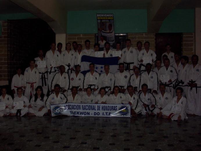 seminario ICC Tegucigalpa Honduras, 27, 28 Nov 2008