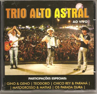 Trio Alto Astral – Ao Vivo