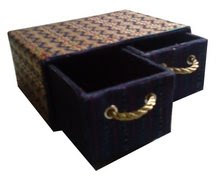Box with drawer