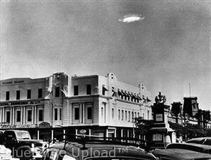 UFO Terlihat di Texas
