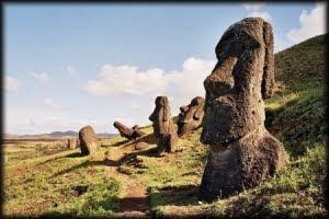 Misteri Easter Island