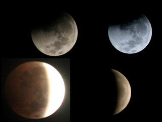 Gerhana Matahari dan Gerhana Bulan