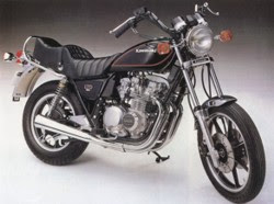 KAWASAKI 550 LTD   Cars and Bikes