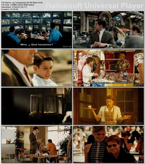 Vacaciones de Mr. Bean Audio Latino DvdRip 1 Link Thumbs+mr.+bean%C2%B4s+Holiday