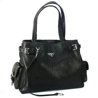 Latest Prada Handbags | Daino Life Leather Handbag