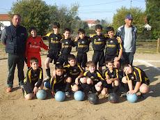 A Equipa de Futebol de 7 Escolas