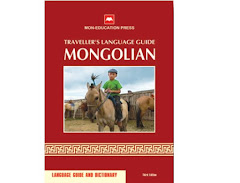 "Traveller&#39;s Language Guide Mongolian"" By J.Bat-Ireedui and B.Nomunzul"