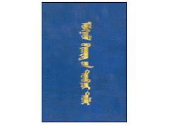 """""""Монгол бичгийн товч толь""""  Ж.Бат-Ирээдүй, Д.Баасанбат, Сөүл, 1993"""