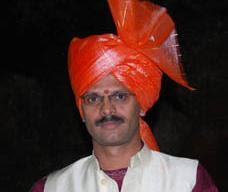 Indrajeet Sawant (Shivrajyabhishek Sohla Samiti)