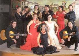 TABLADO FLAMENCO