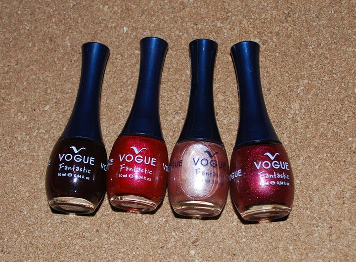 My Beauty Stuff: Esmaltes Vogue