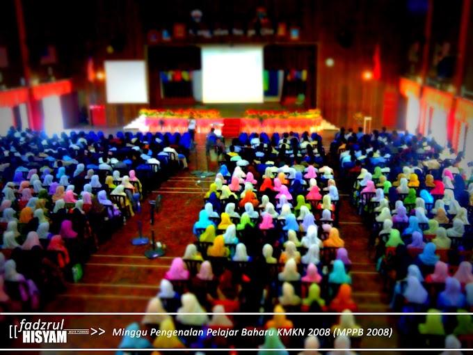 MPPB KMKN 2008 - Sinar Baru Untuk Berjaya
