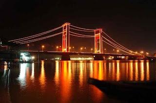 Sejarah Jembatan Ampera & Proses Pembuatannya [ www.BlogApaAja.com ]