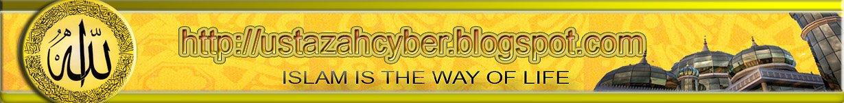 USTAZAH CYBER BLOGSPOT