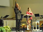 Predicando...