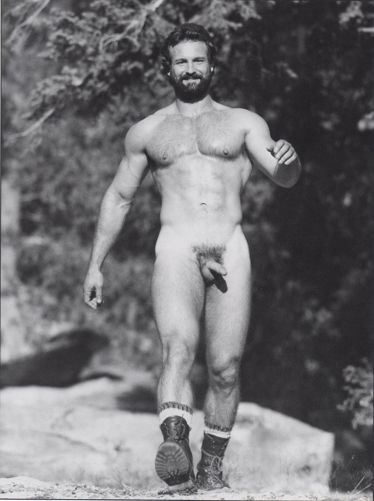 Sampson naked george
