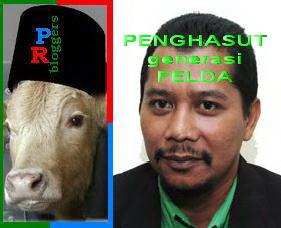 peneroka serta generasi kedua FELDA supaya membenci kerajaan UMNO-BN