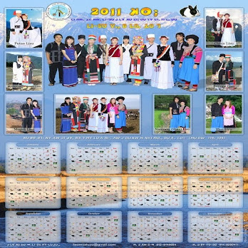 2011 Lisu Calender