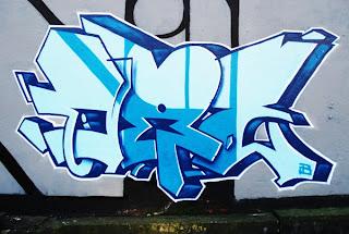 grafitti modern