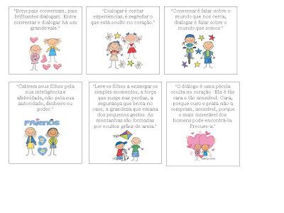 Educação Em Destaque: Reunião de pais - Início de ano