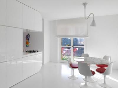 El apartamento blanco