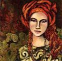 Los foulards en la cabeza