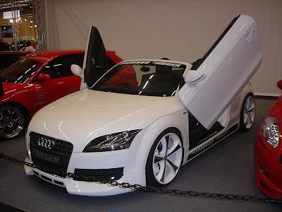 Carros Tuning - Audi TT Branco