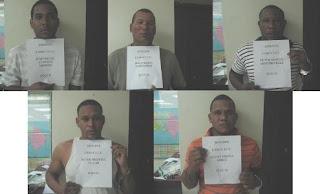 Detectan 91 kilos cocaína enviarían a Puerto Rico; detienen cinco personas  en S P M