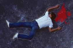 Matan motoconcho de un disparo en SPM