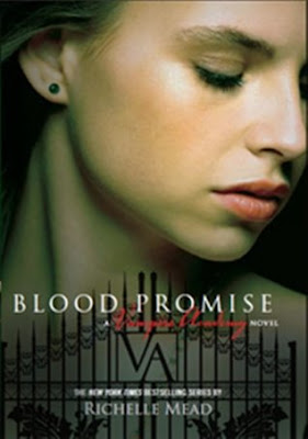 Blood Promise[book 4]/Кръвно Обещание[книга 4](VA) Blood+promise