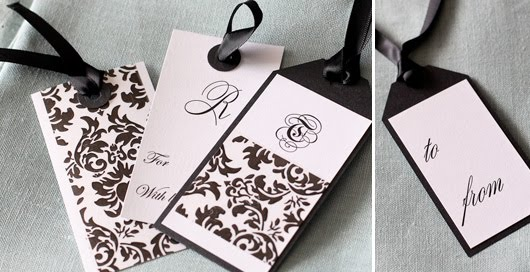 Decorative Tape in Action Damask Wedding Ideas Part 2 Another Five